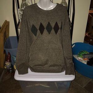 Men's Levis Dockers crew neck sweater size XL